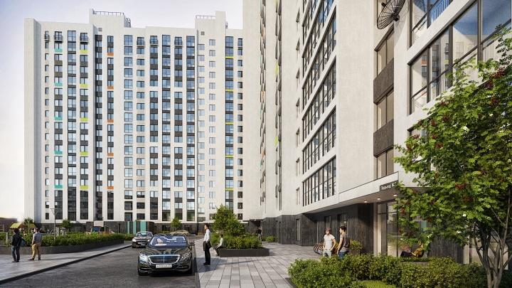 Квартиры подорожают на 1000000 рублей: в доме бизнес-класса разбирают жилье, пока идет стройка