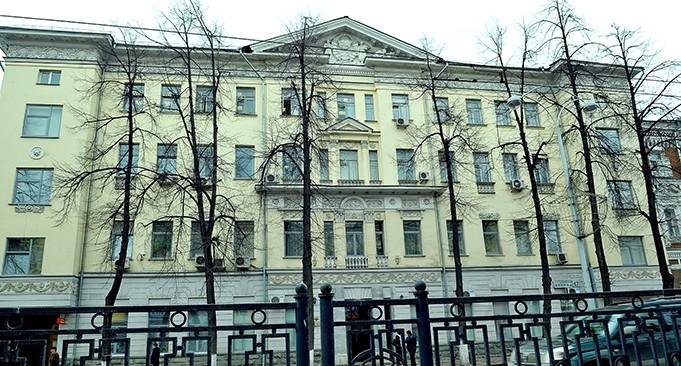 На Ленина отреставрируют памятник архитектуры, где прятался Свердлов, а сейчас сидит полиция