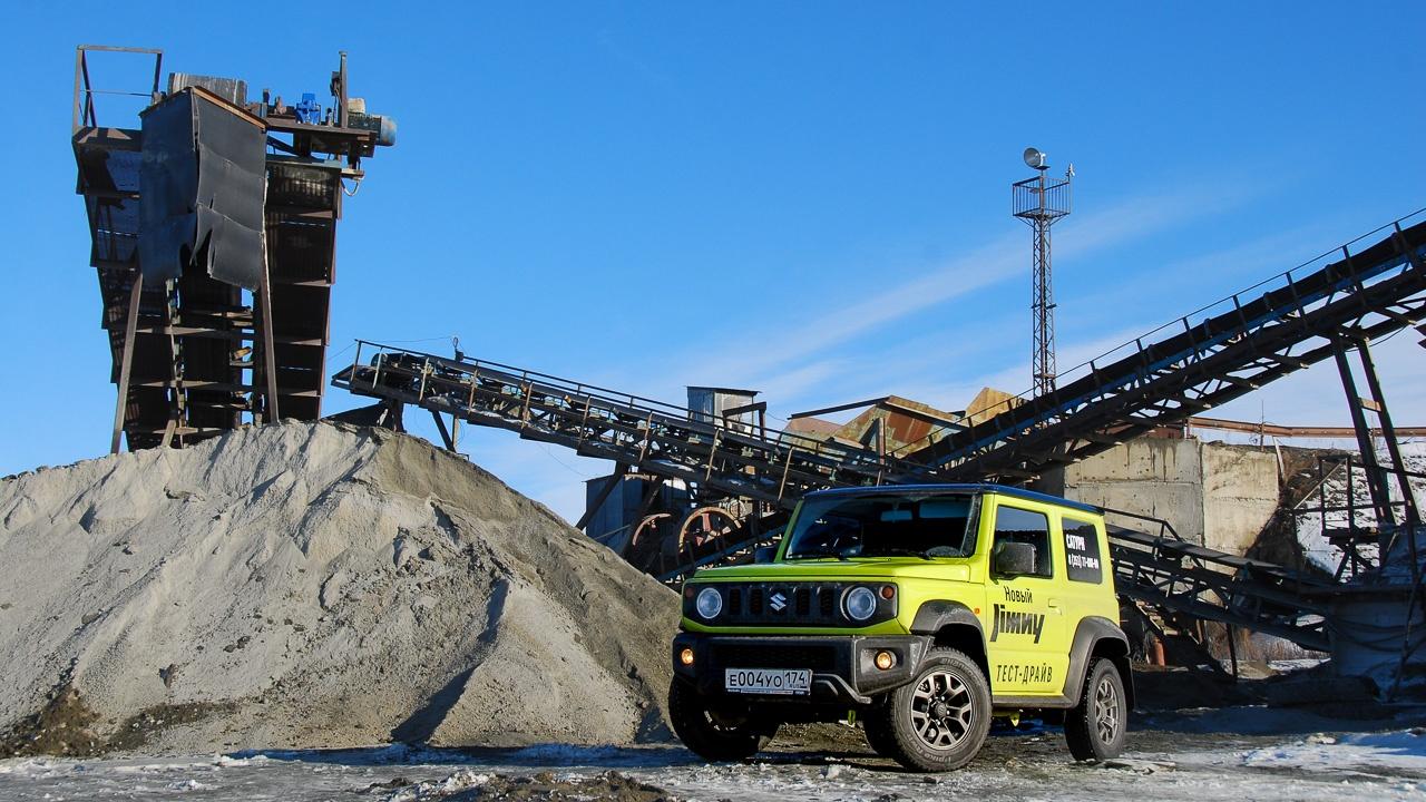 Стоимость начинается от 1,44 миллиона рублей. Собственного производство в России у Suzuki нет, отсюда и цена
