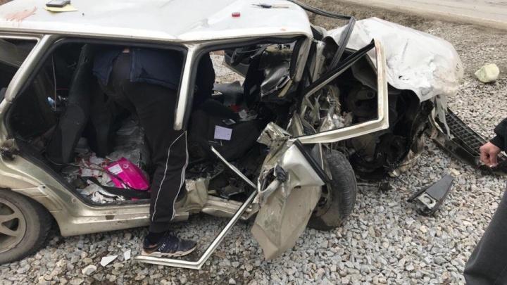 В аварии под Екатеринбургом погибла управляющая элитного коттеджного посёлка «Шишкино»
