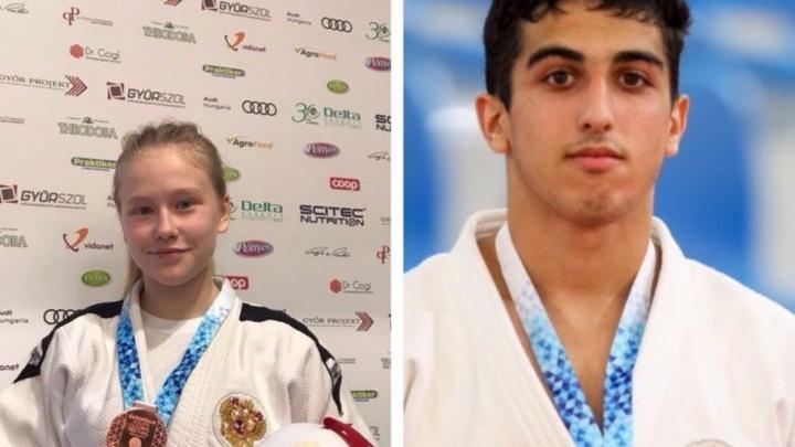 Юные дзюдоисты из Башкирии вернулись с Европейского фестиваля с победой