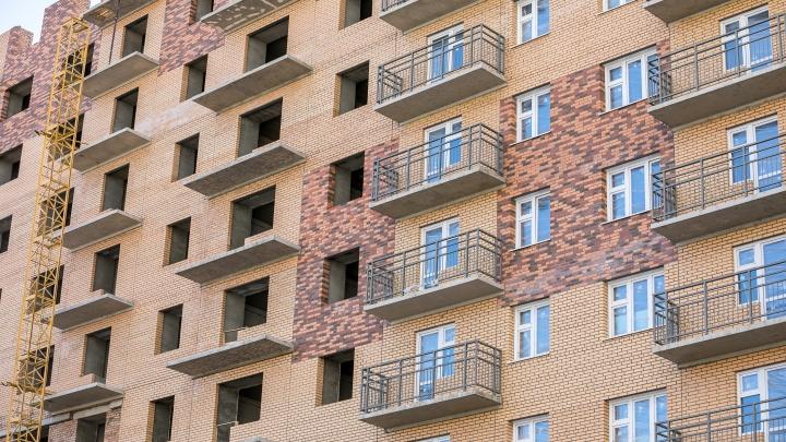 Возле развязки Воронова — Краснодарская задумали построить новый жилой комплекс