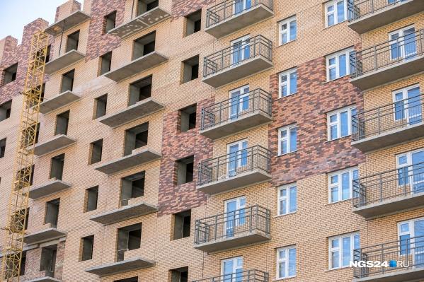 Дома нового ЖК будут не выше 8 этажей