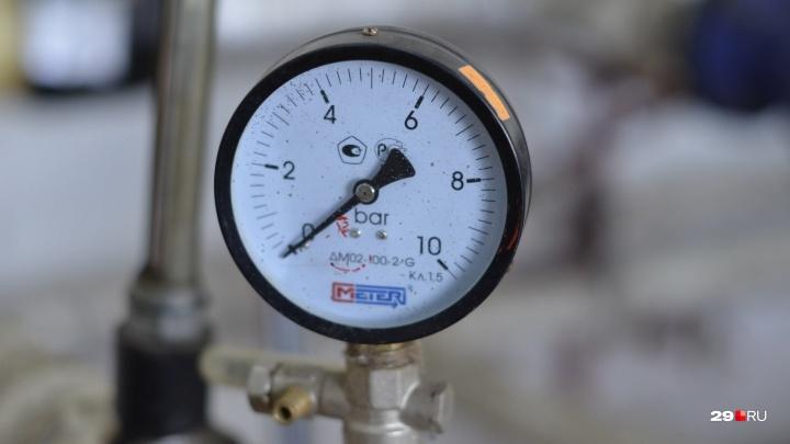 До вечера без воды: где в Архангельске ремонтируют коммунальные сети