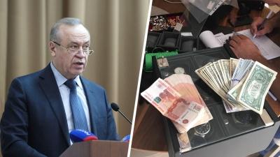 Задержан заместитель губернатора Ростовской области Сергей Сидаш: подробности в режиме онлайн