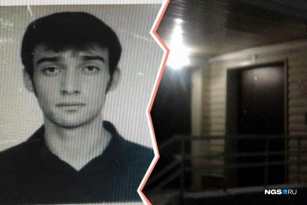 Подозреваемого объявили в розыск после убийства в новосибирском подъезде