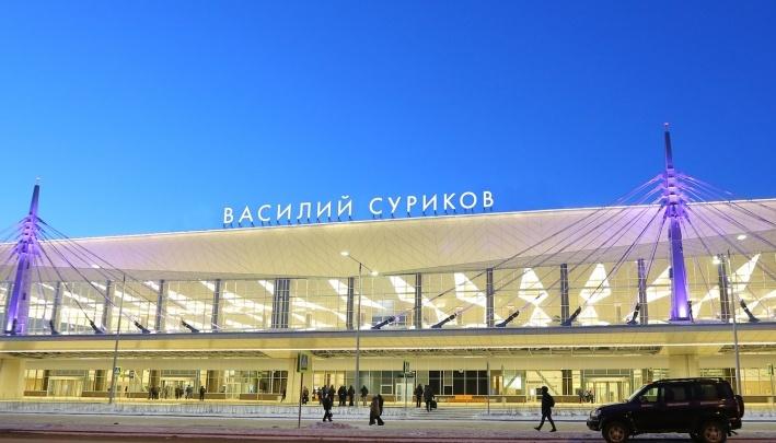 «Хворостовский или Суриков»: в лидерах голосования на имя аэропорта осталось двое