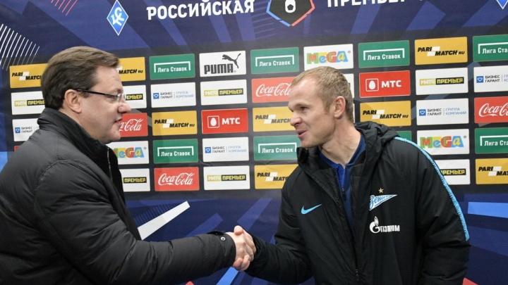 «Главное, чтобы люди были не против»: футболист Анюков о переименовании Курумоча в его честь