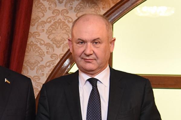 Меру пресечения бывшему банкиру должны избрать в Ленинском районном суде