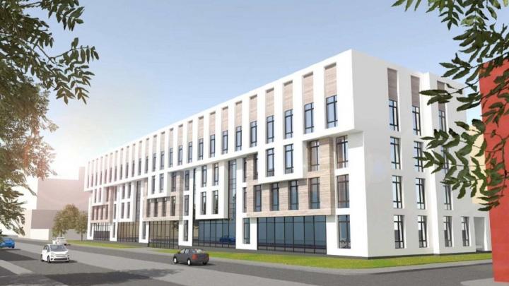 Минстрой Прикамья ищет компанию для строительства поликлиники в центре Перми