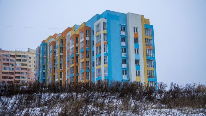 Застройщику запретили строить шестой дом в комплексе на Приморской
