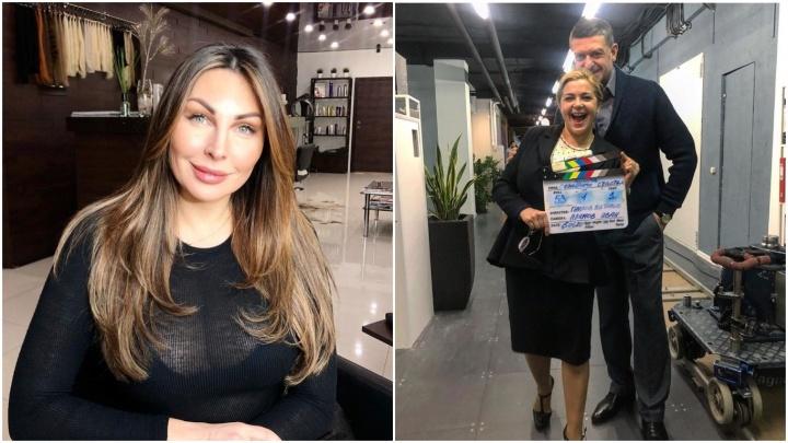 Наталья Бочкарева похвасталась новой ролью в сериале. А вот Ирина Пегова уже вовсю снимается