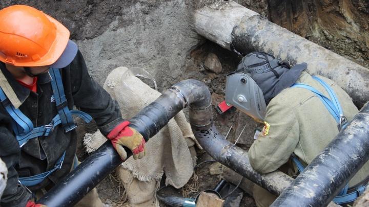 Дома в центре Екатеринбурга отключат от газа из-за ремонта сетей: публикуем список