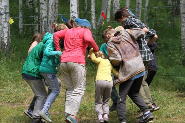 Родители утверждают, что лагерь под Кыштымом работает уже больше десятка лет