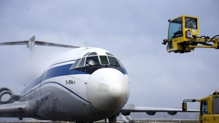 Рейсы самолетов «Трансаэро» в Уфу могут прекратиться