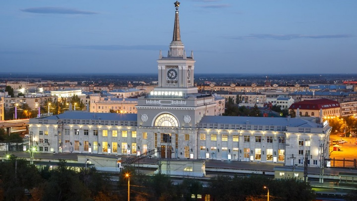 «Всё работает»: на волгоградском вокзале отрепетировали перевод часов