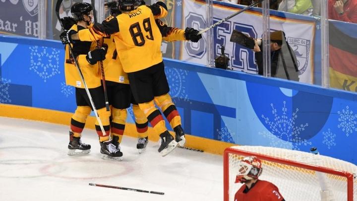 Германия стала соперником России по финалу хоккейного турнира на Олимпиаде