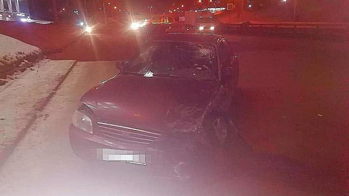 Четыре человека пострадали при столкновении «Лады» и «Киа» на проспекте Салавата Юлаева в Уфе