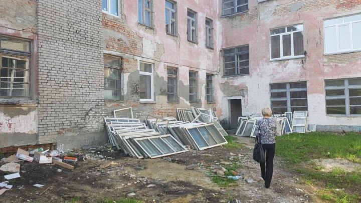 Все школы должны быть отремонтированы к 15 августа