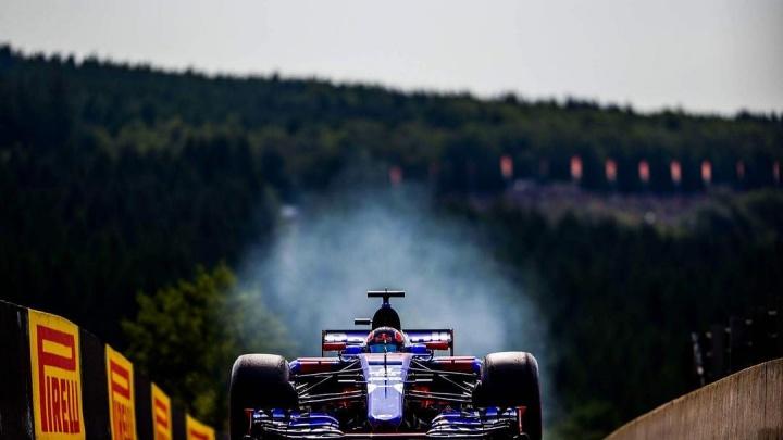Уроженец Уфы гонщик Даниил Квятстал отцом и поднялся на подиум «Формулы-1»