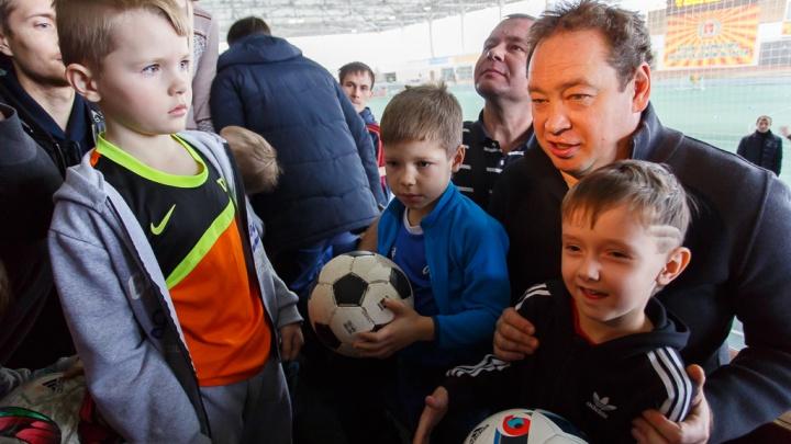 Футбольная школа Слуцкого сольётся с волгоградским Ротором
