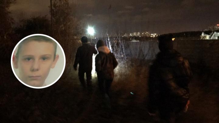 В Тарском районе разыскивают подростка, пропавшего в новогоднюю ночь