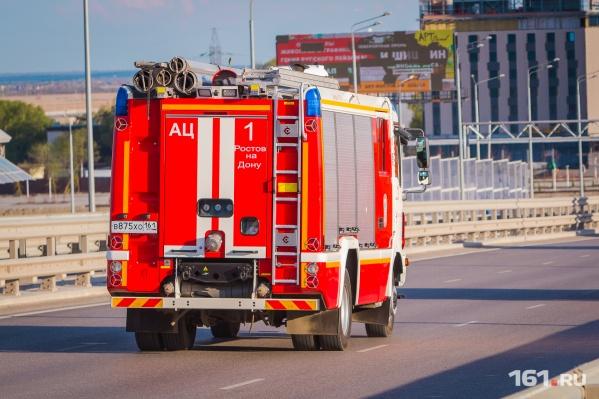 Спасатели предупредили, что пожароопасность сохранится до пятницы