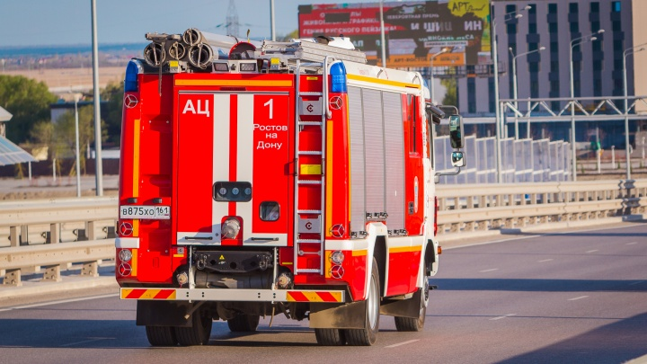 Спасатели предупредили жителей Ростовской области о высоком риске пожаров