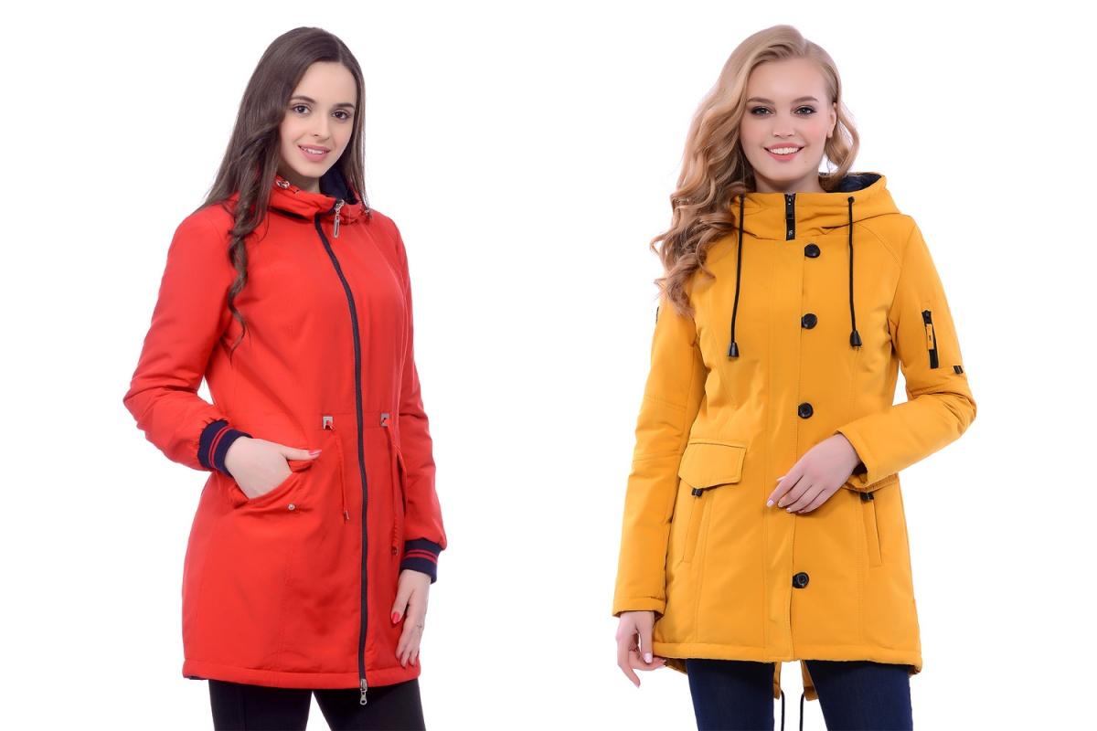 30 курток для сибирской весны