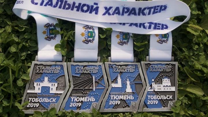 Тюменские участники забега «Стальной характер» остались без медалей, за которые заплатили. Почему?