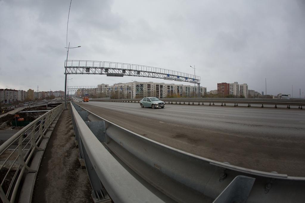 Закрывать частично дорогу будут из-за необходимости реконструкции тепломагистрали