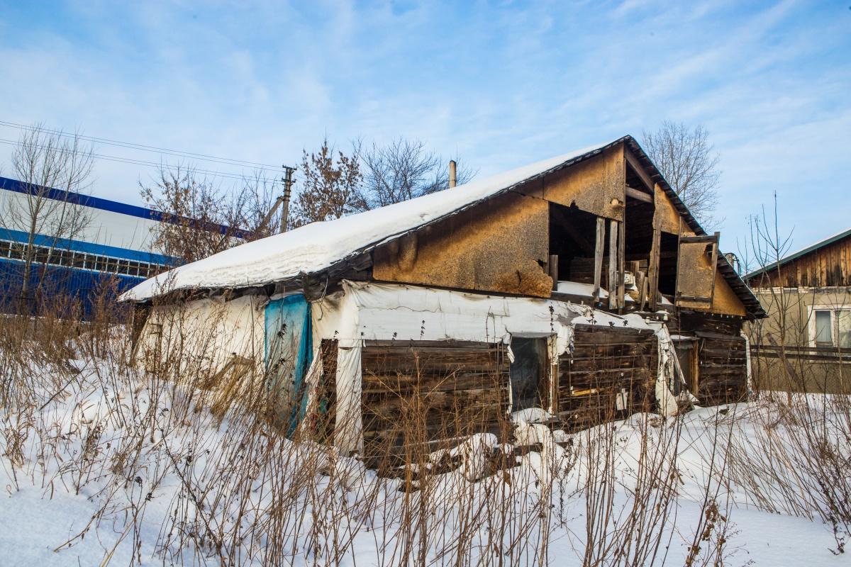 Дом ивана дыркина на лесоперевалке