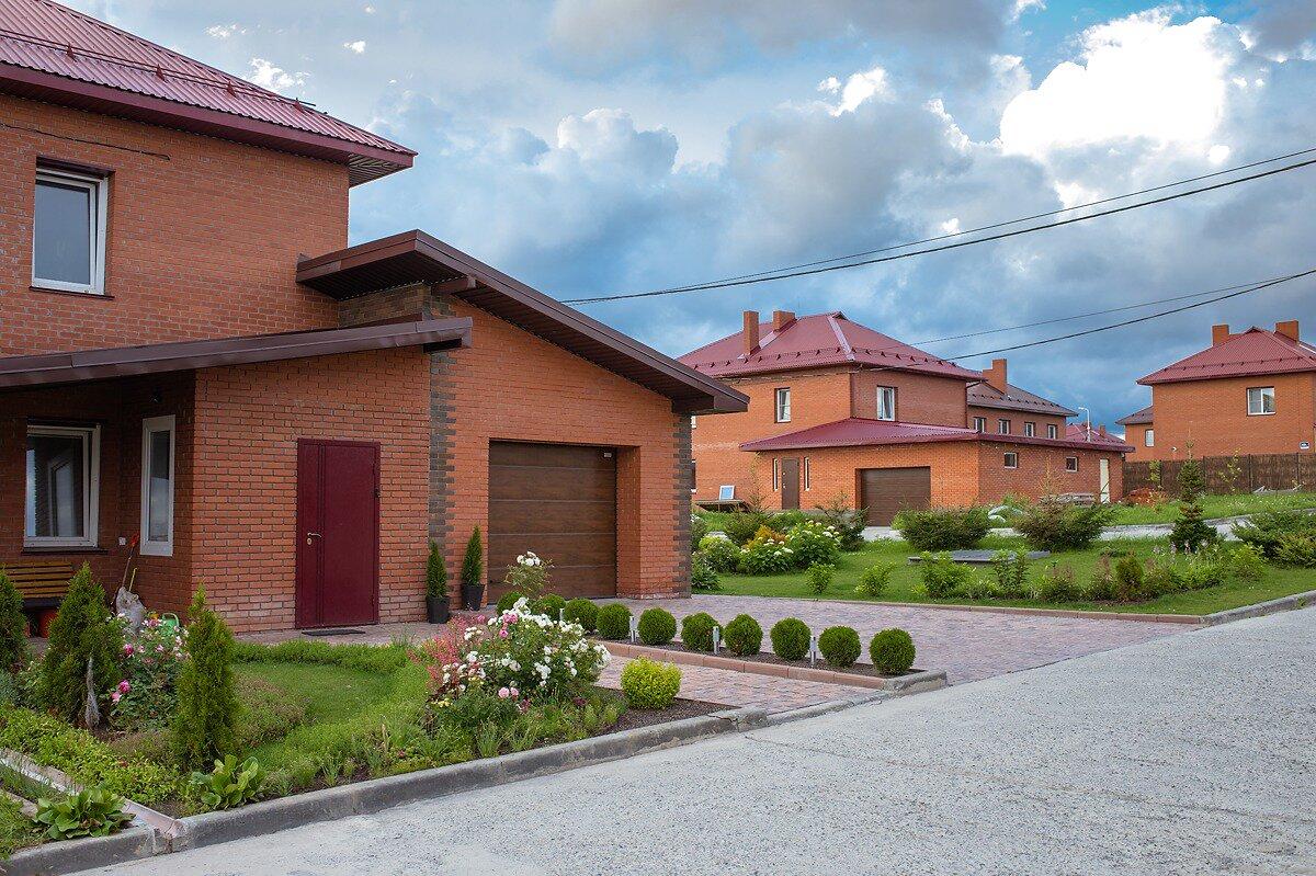 Жителям коттеджей в Октябрьском районе дали отопление и установили квартплату в 2500 рублей в месяц