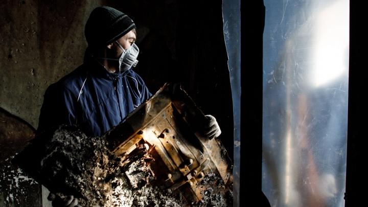 Под Волгоградом найдено тело второго сгоревшего мальчика