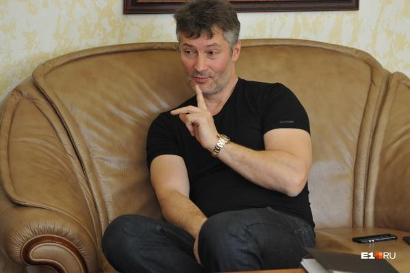 Мэр Екатеринбурга рассказал, что у него за душой