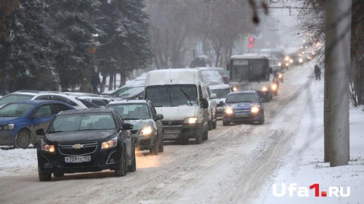 Погода на 17 марта: в Башкирии будет гололед