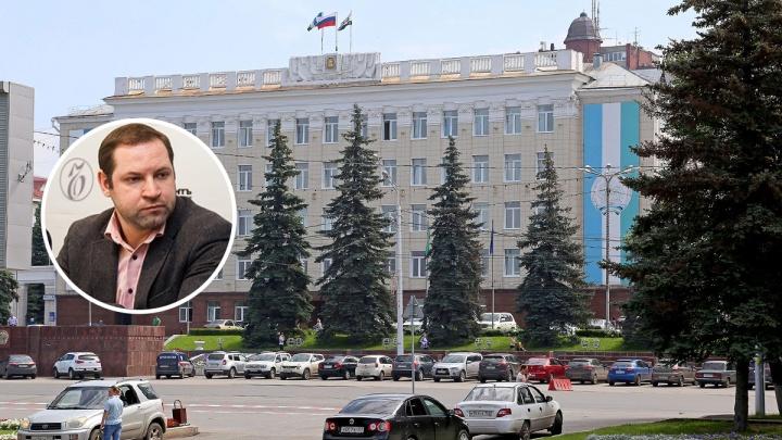 Новый вице-мэр: Ульфат Мустафин назначил своего зама