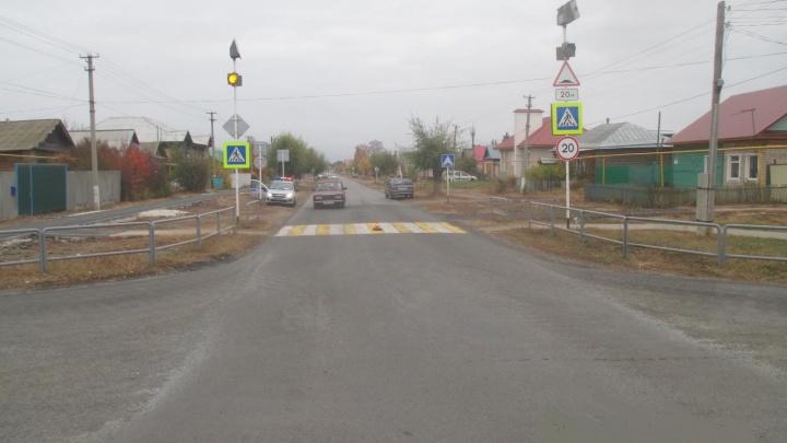 В Самарской области пенсионерка на «Ладе» сбила маленькую девочку на «зебре»