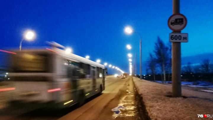 В Ярославле из-за ремонта перекроют часть опасного моста. Когда