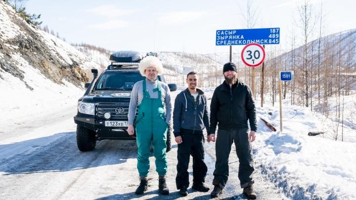 «Научился копать в любой непонятной ситуации»: уфимец покорил Чукотку и узнал секрет Севера
