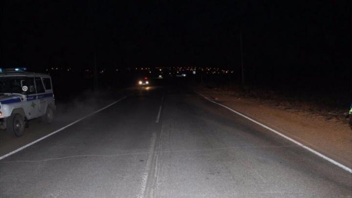 В Башкирии ищут водителя-беглеца насмерть сбившего женщину