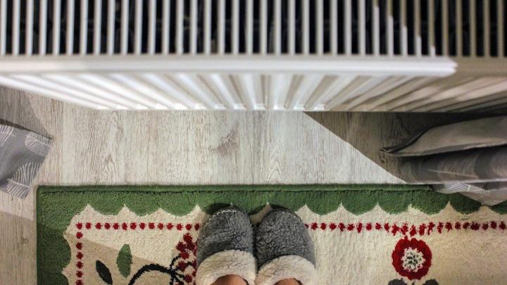 Больше половины жилых домов Кургана получили тепло