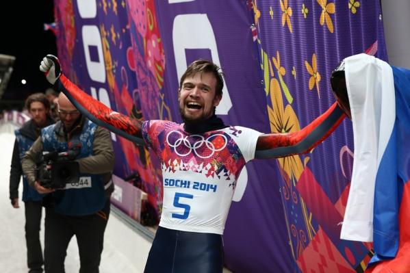 Сергей Алексеев заявил, что олимпийца будут всячески поддерживать