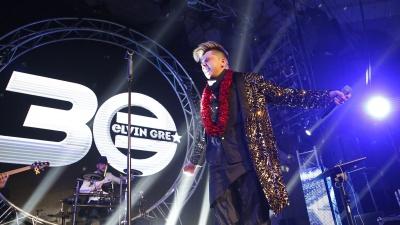 50 киловатт звука, две тысячи фанатов и фото с Хабировым: Элвин Грей отпраздновал 30-летие в Уфе