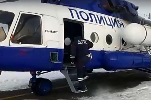 В ГИБДД будут патрулировать федеральную трассу «Сибирь»