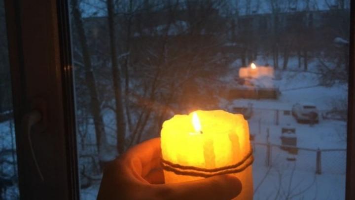 Жители Солнечного и Северного остались без света из-за аварийного отключения