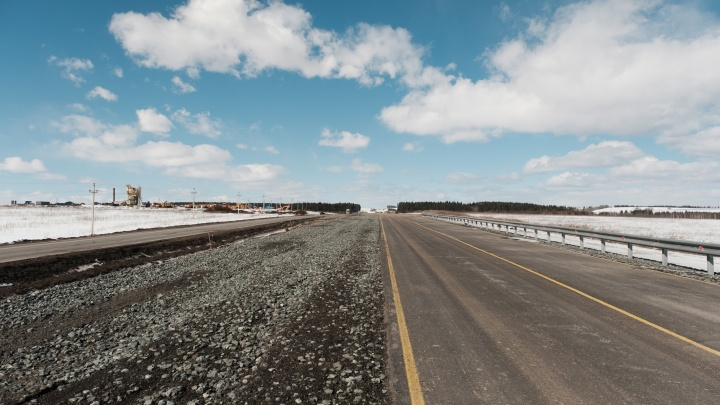 Участок дороги Полазна — Чусовой отремонтируют до конца 2019 года