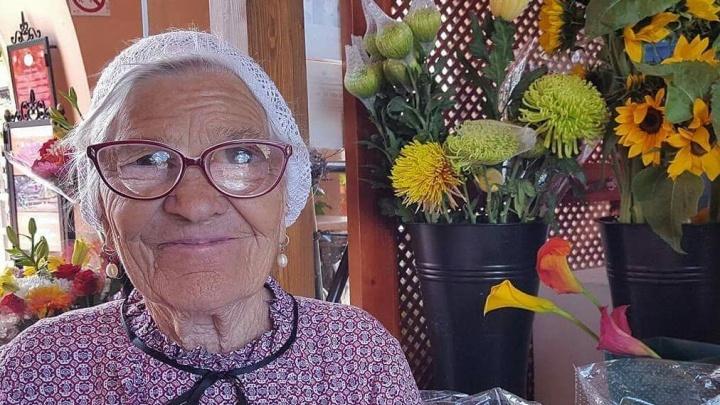 91-летняя путешественница Баба Лена попала в больницу