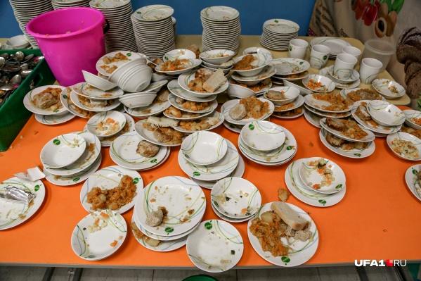 Пока качество еды не устраивает школьников и их родителей