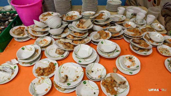 На улучшение школьного питания в Башкирии требуется 549 миллионов рублей, и это без ремонта